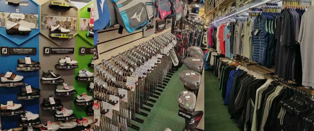 Marshalls Golf Shop